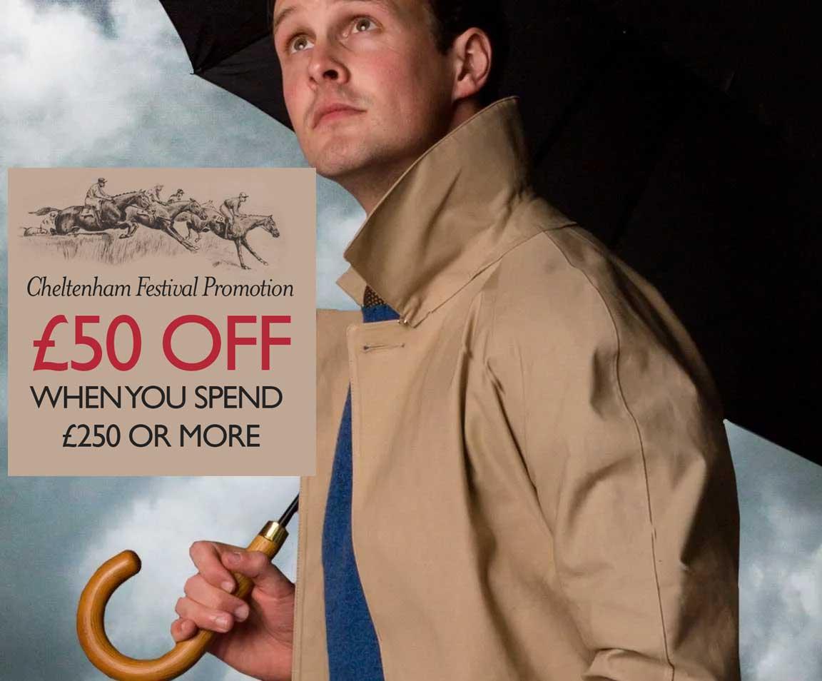 Men's Mackintosh Coats