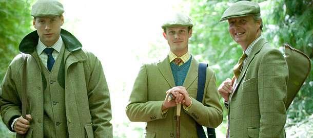 Men's Field Clothing