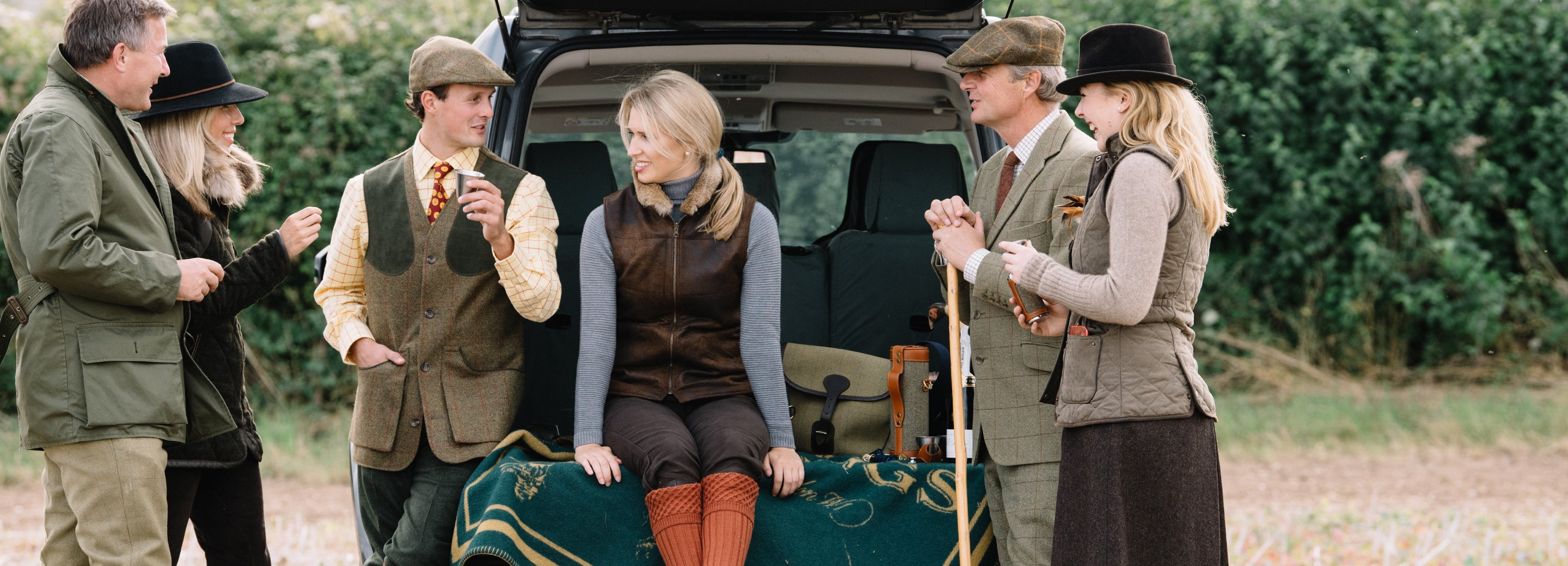 What to wear to a point to point