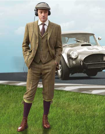 Gentleman at Goodwood