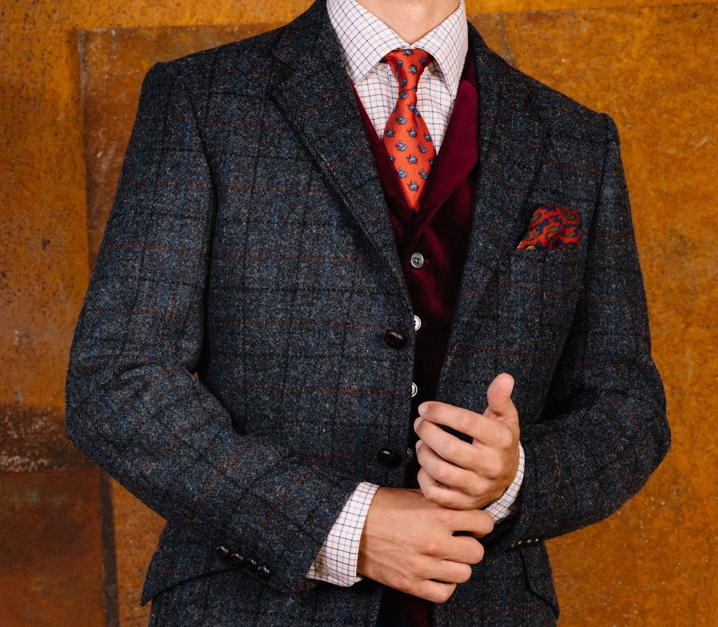 Harris Tweed Jackets