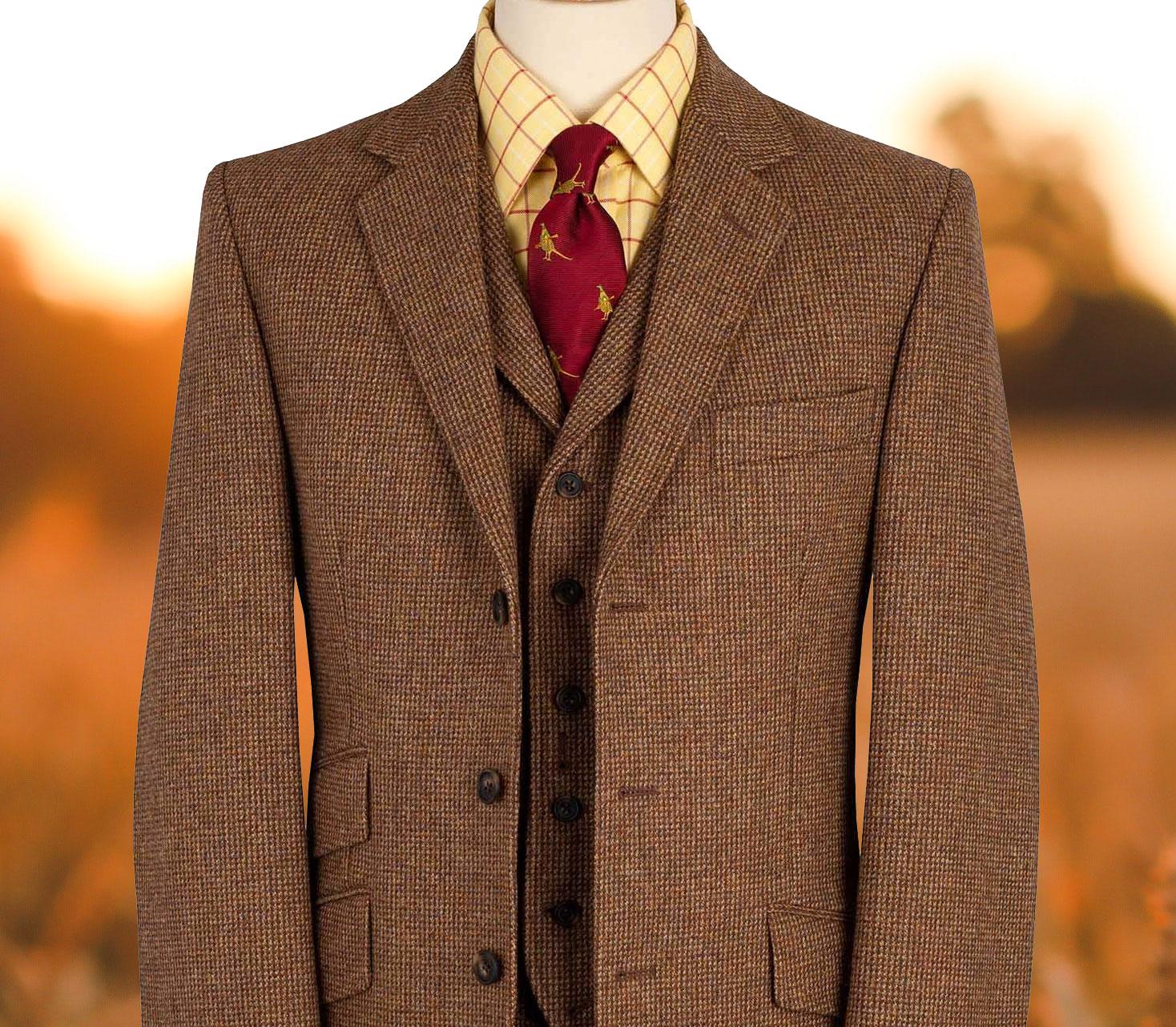 Hunting Tweed Suit
