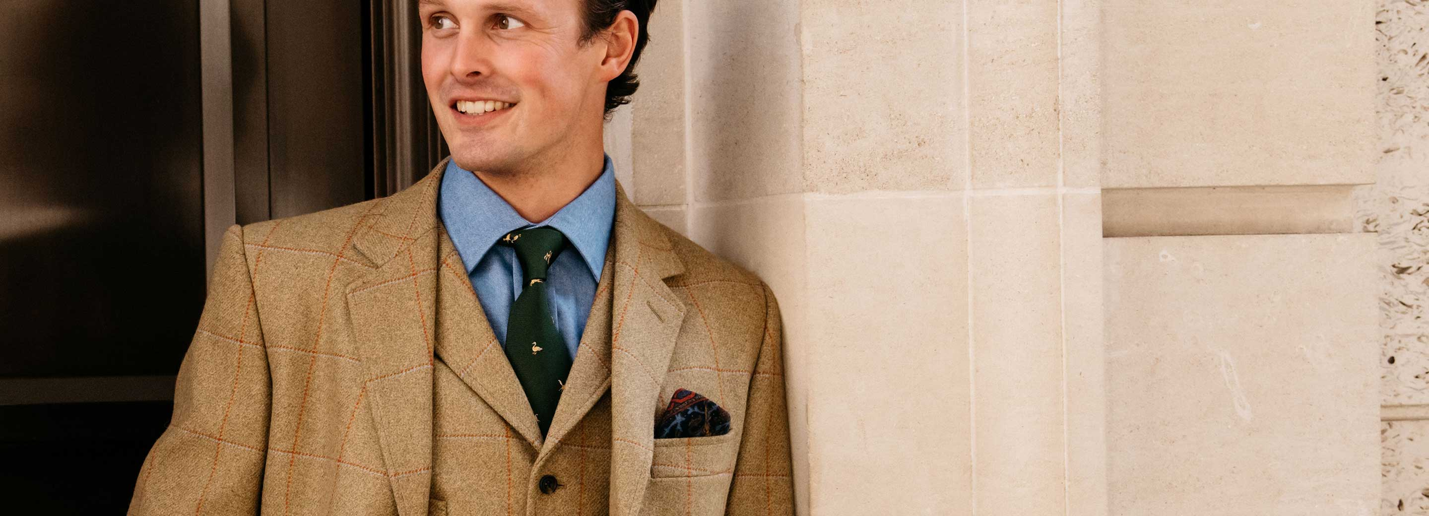 Tweed, Wool and Moleskin Jackets