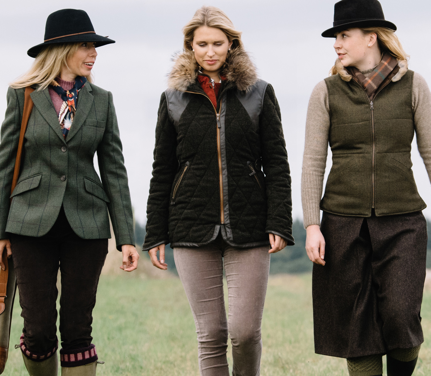Ladies Countryside Outfits