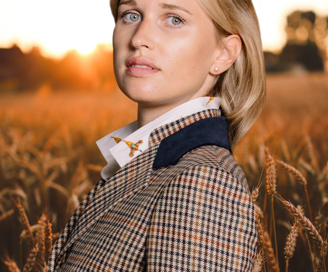 Ladies Tweed Jackets & Blazers
