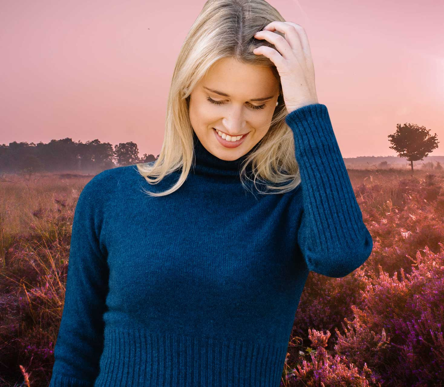 Ladies Lambswool and Merino Knitwear