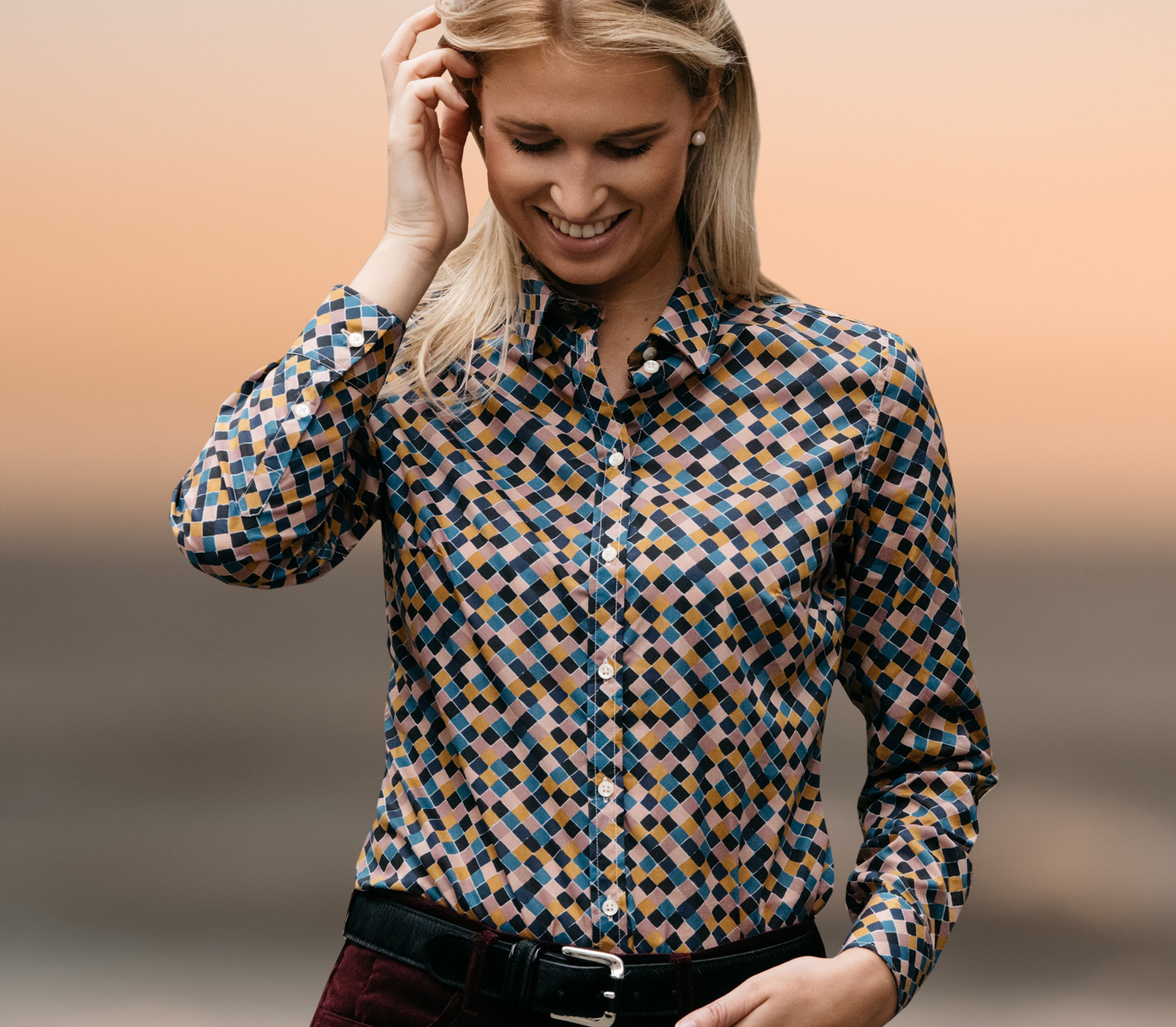 Ladies Country & Liberty Shirts