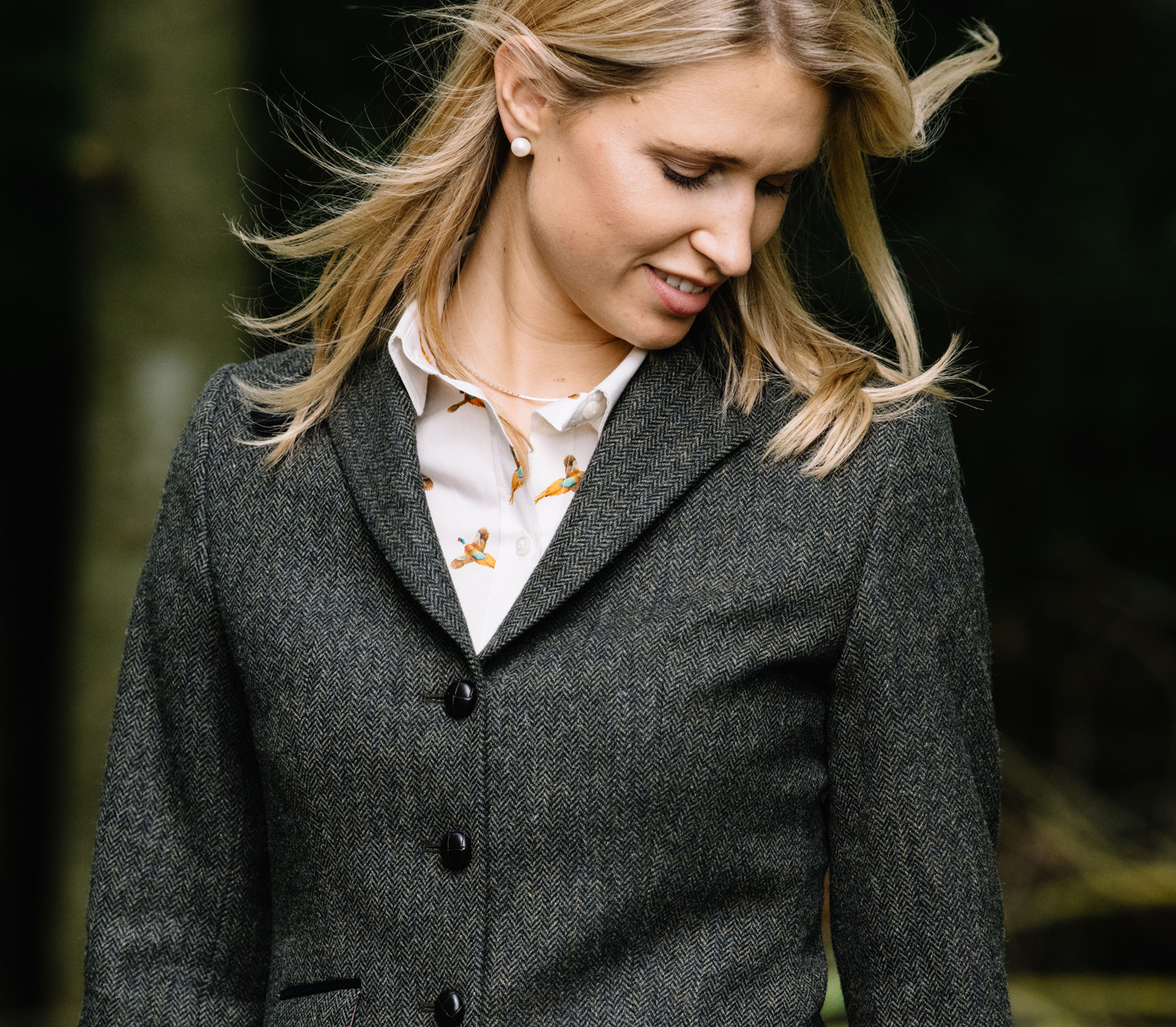 Ladies Wool Jackets