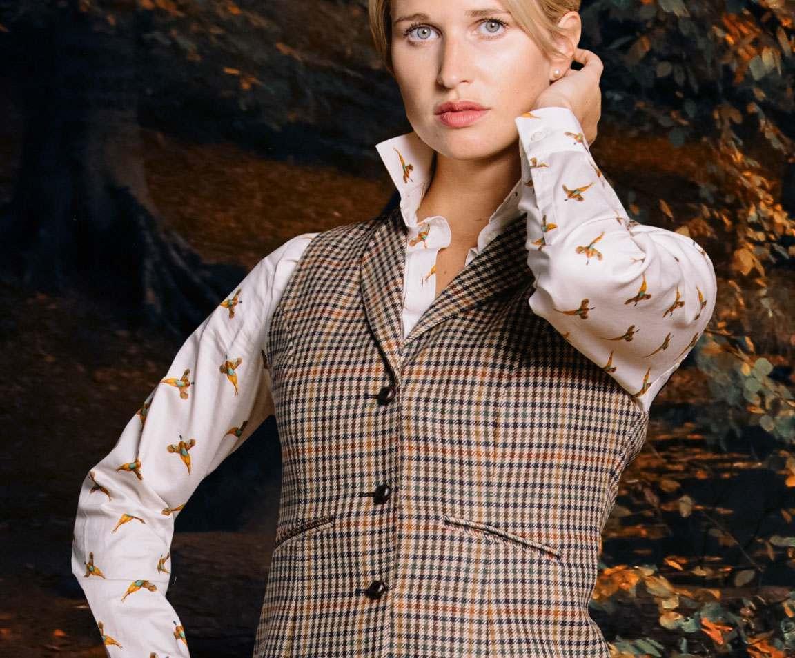 Ladies Waistcoats and Gilets