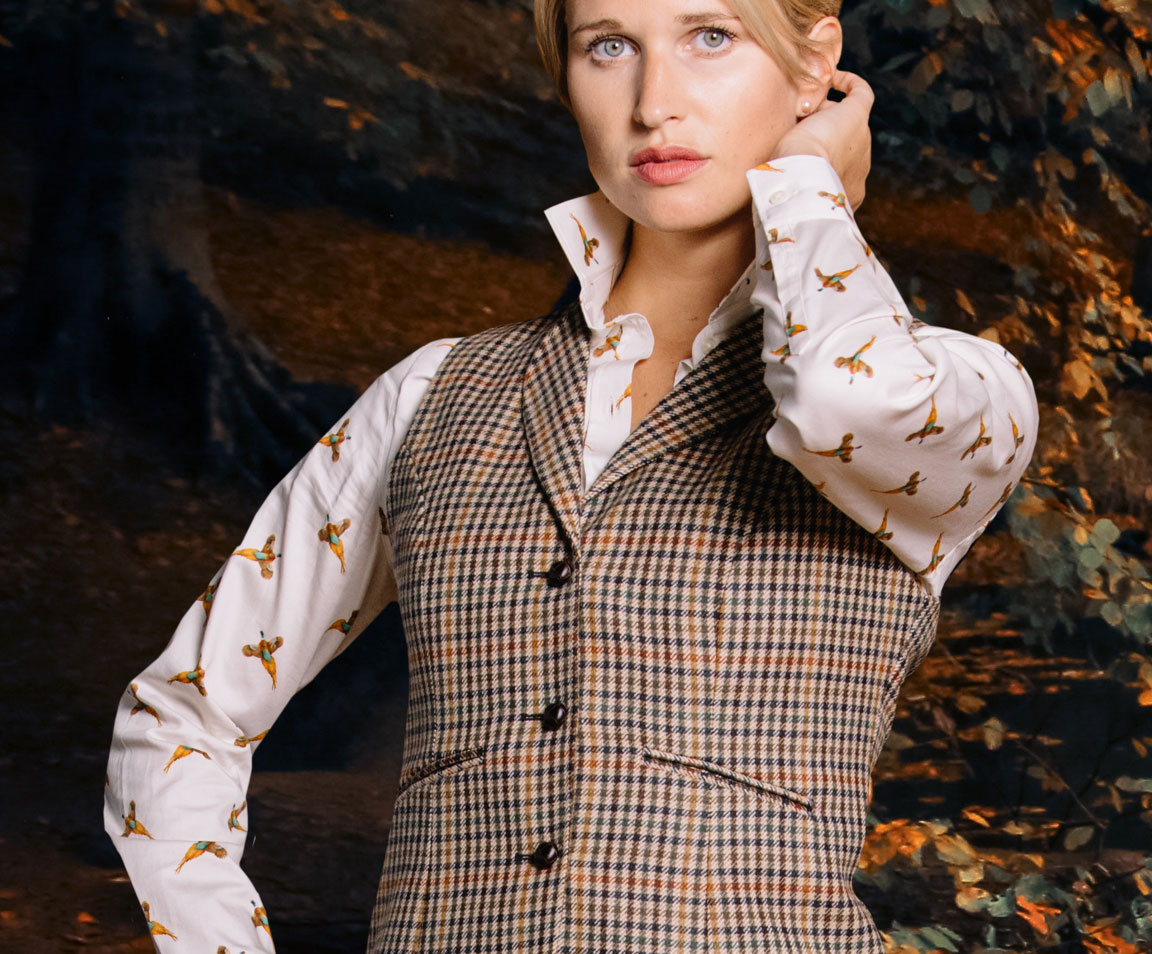Ladies Waistcoats and Gilets