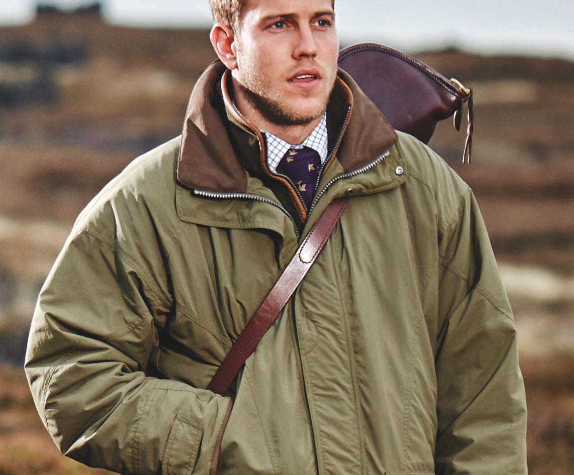 Schoffel Coats