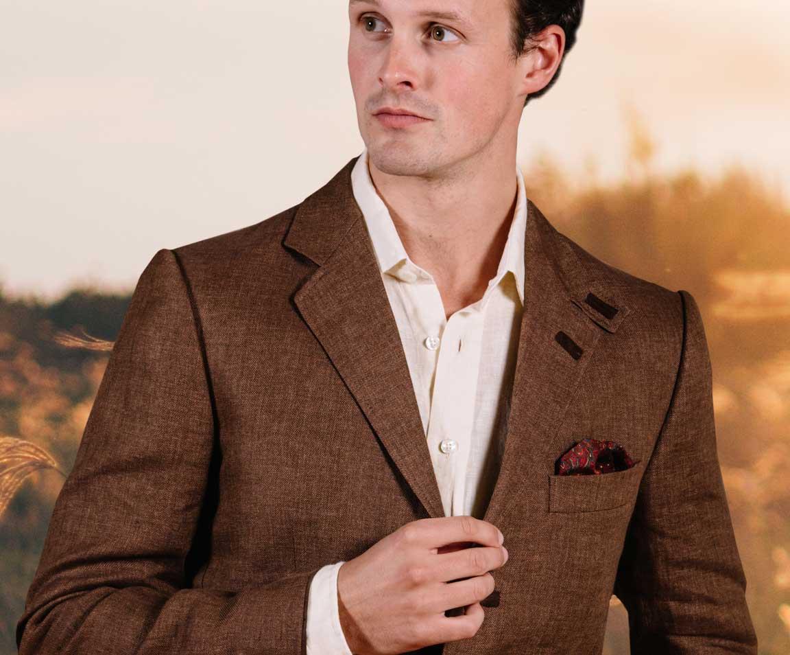 Tweed, Wool and Moleskin Jackets