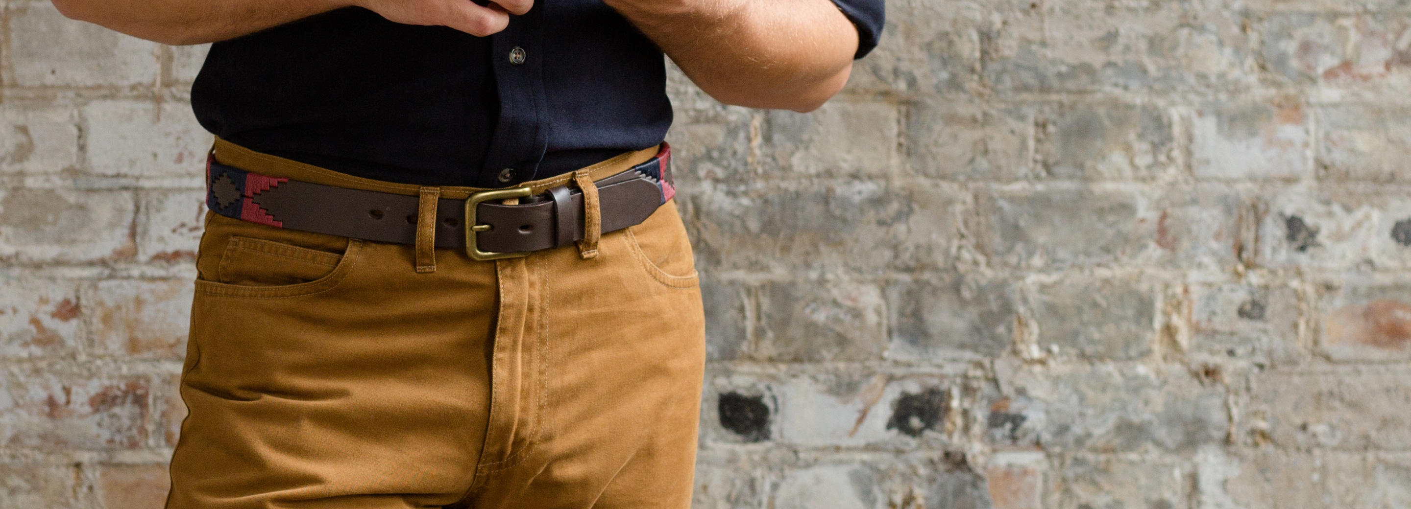 Polo & Leather Belts
