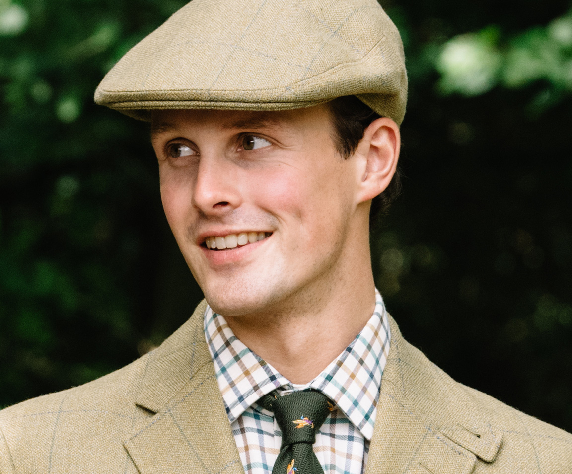 Tweed Caps & Corduroy Hats