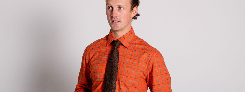 Men's Tattersall Shirts