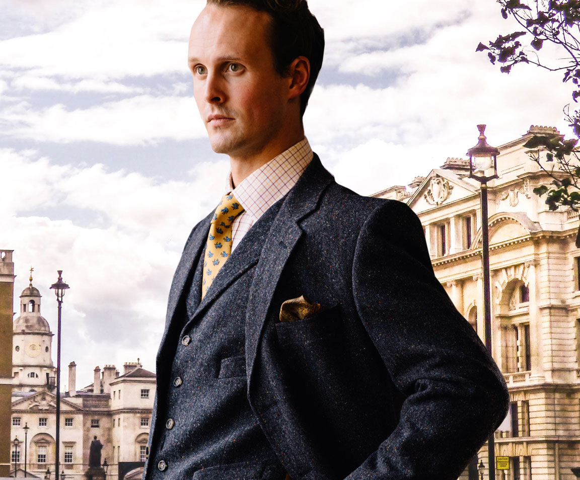 Men's Tweed Suits