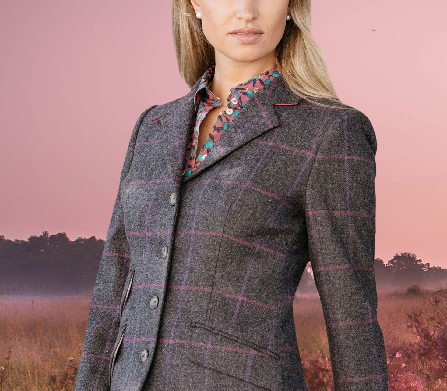 Ladies Tweed Jackets & Blazers