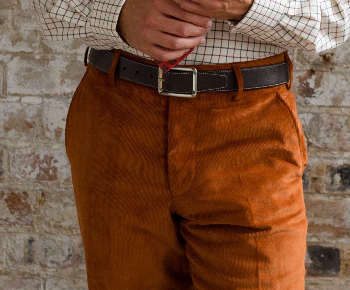 Plain Leather belts