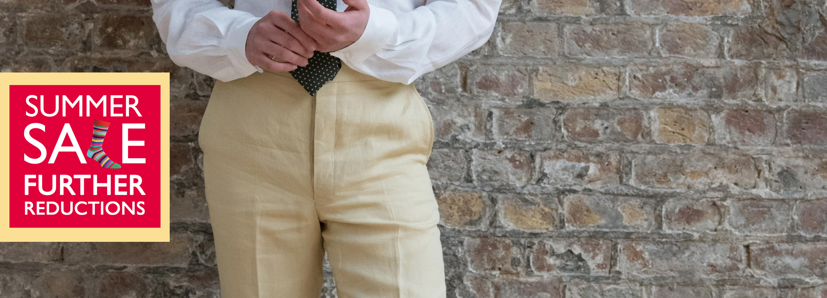 Men's Country Trousers