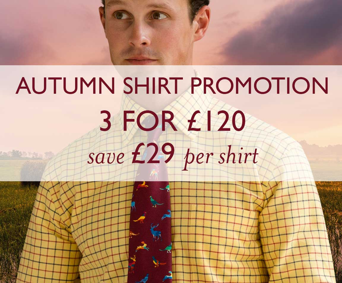 Men's Tattersall Shirts