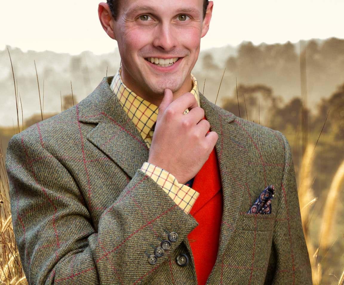 Thorner Yorkshire Tweed Suit