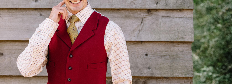 Men's Moleskin Waistcoats