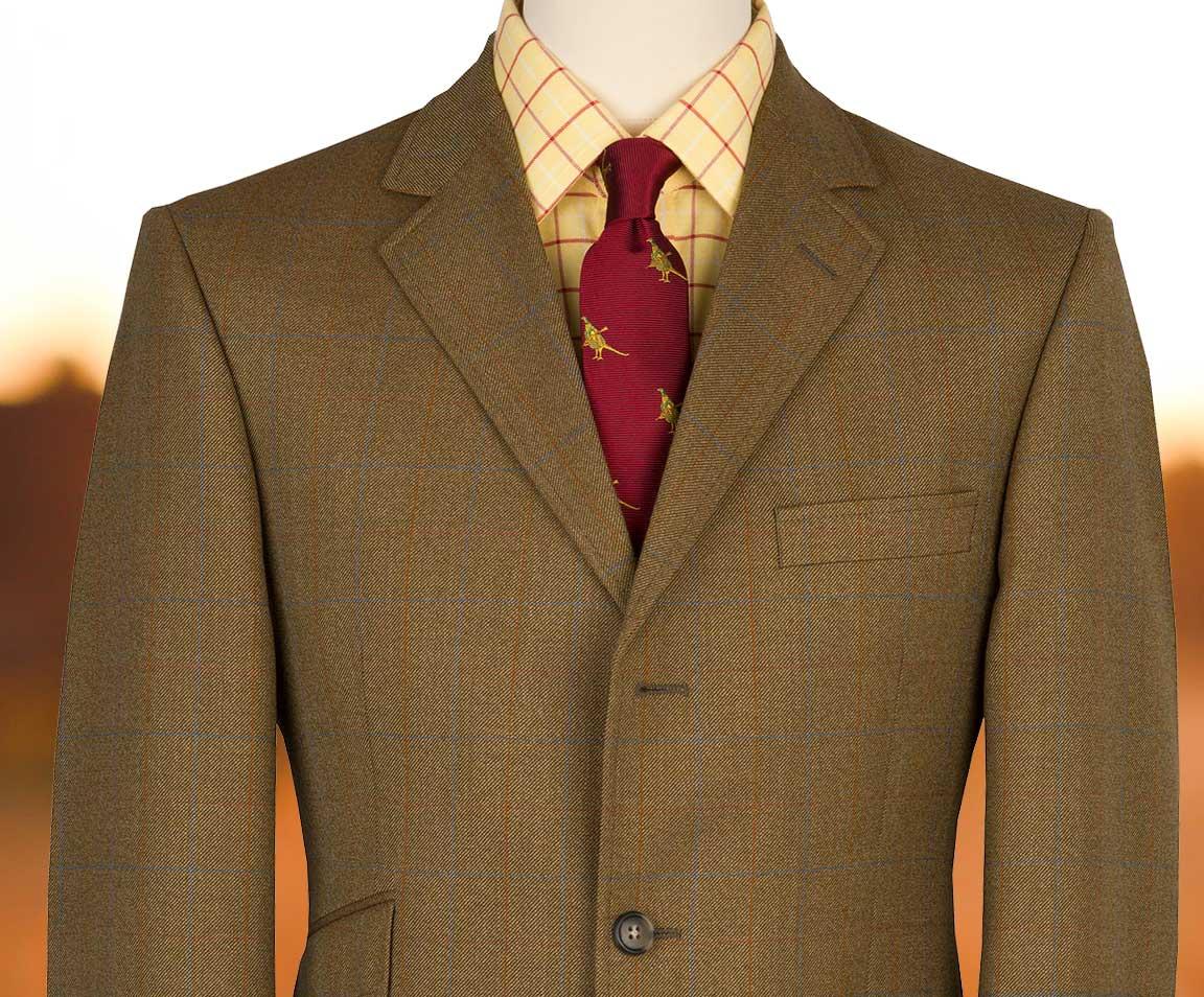 Redcar Tweed Suit