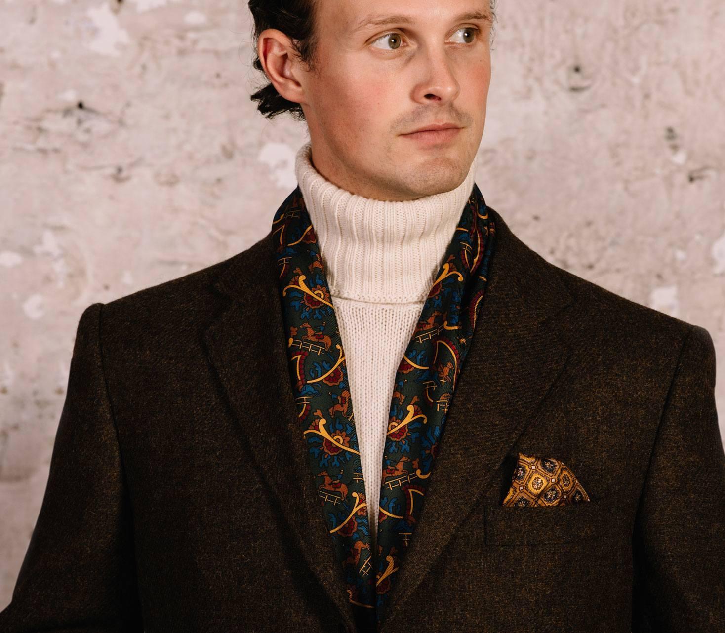Shetland and Harris Tweed Jackets
