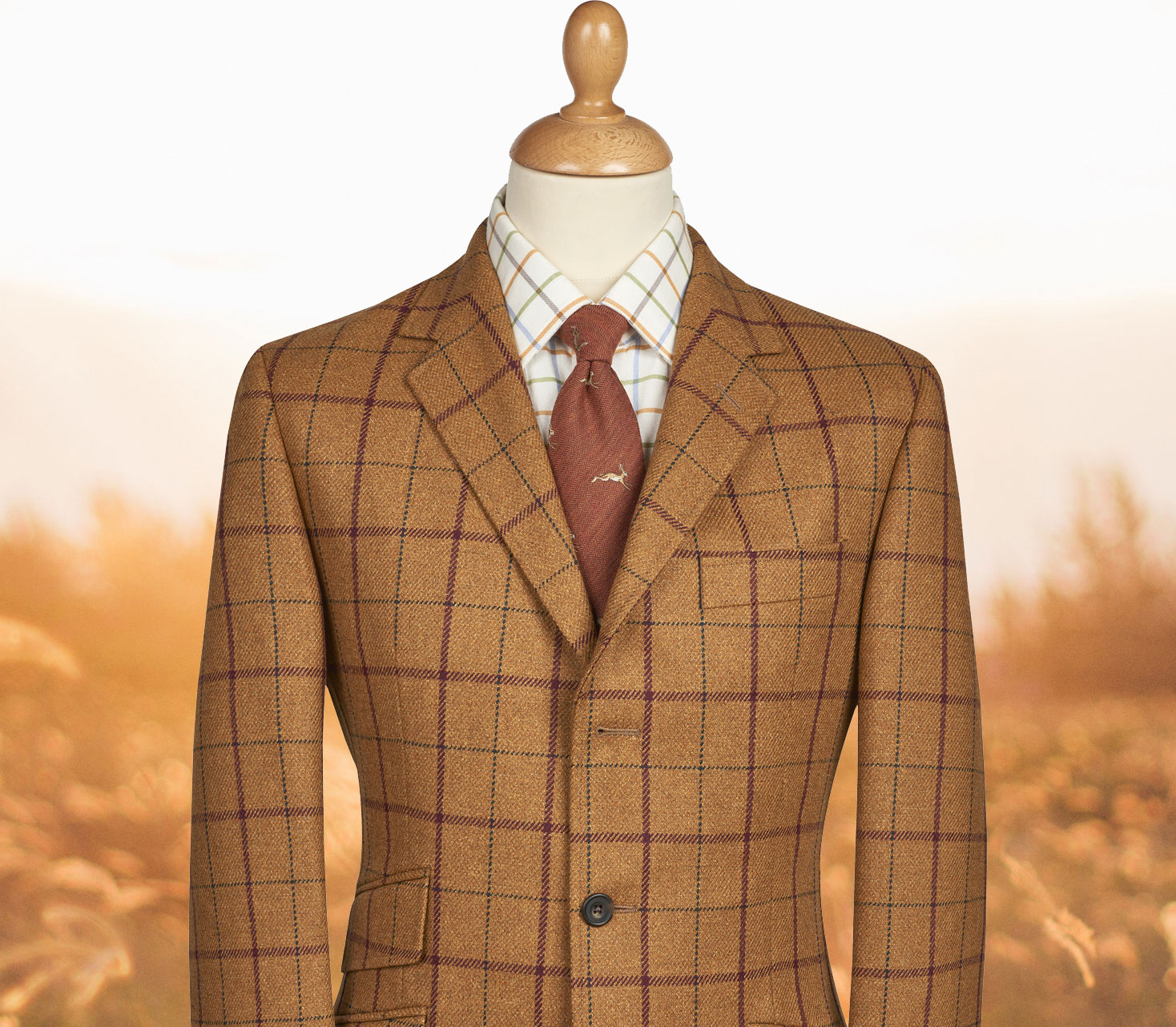 Skipton Tweed Suit