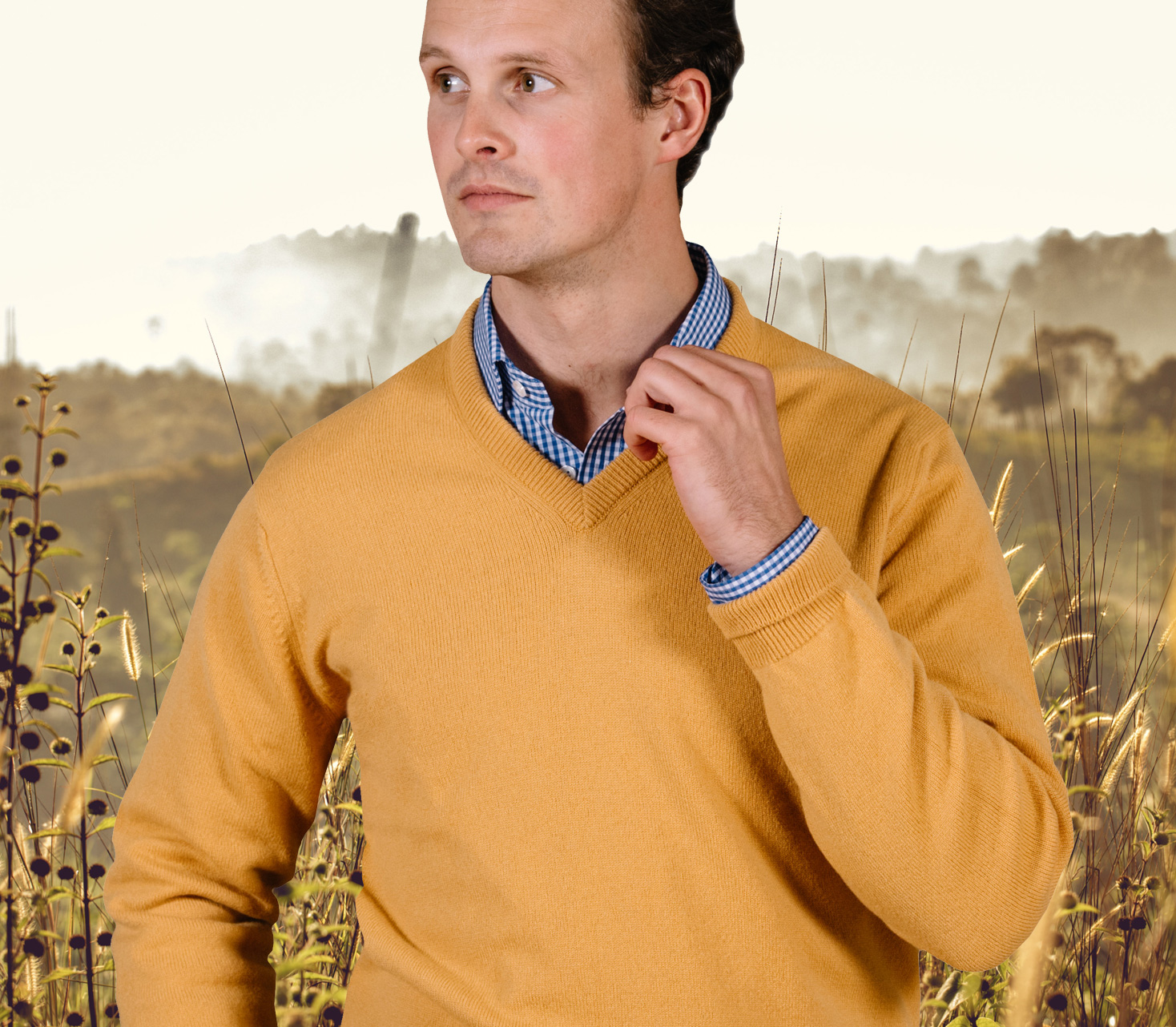 Men's Knitwear & Wool Jumpers