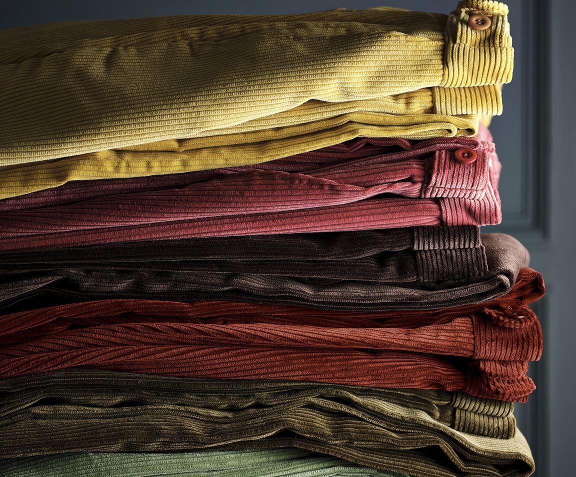 Summer Gabardine Trousers