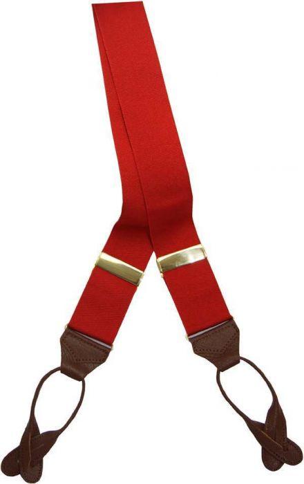 Red Ribbon Braces