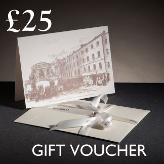 Cordings Gift Voucher £25 Main Image