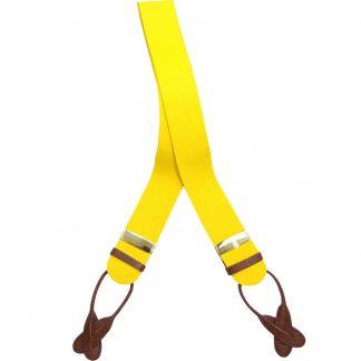 Cordings Yellow Boxcloth Braces Main Image