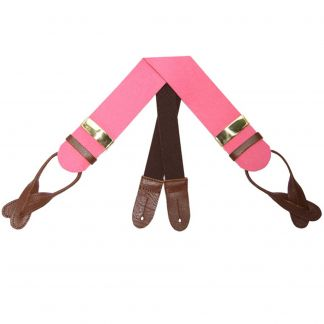 Cordings Pink Boxcloth Braces Different Angle 1