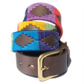 Cordings Multi Argentinian Polo Belt Main Image