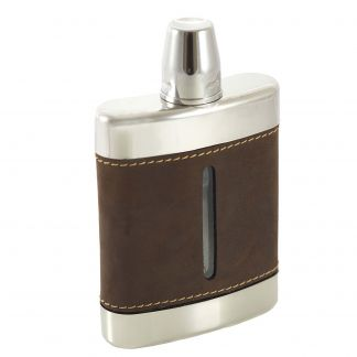 Cordings 5oz Window Flask  Different Angle 1