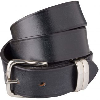 Cordings Black Classic English Made Bridle Belt Main Image
