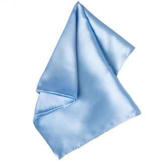 Cordings Blue Sky Solid Silk Hank Different Angle 1