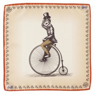 Cordings Tweed Run Silk Hank  Main Image