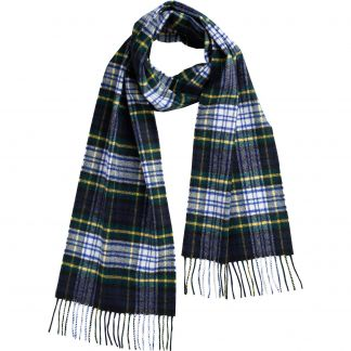 Cordings Dress Gordon Antique Tartan Scarf Main Image