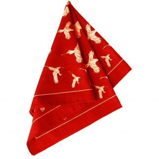 Cordings Red Flying Pheasant Cotton Hank Main Image