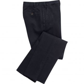 Cordings Navy Cattrick Heavy Drill Trouser Main Image