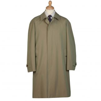 Cordings Lovat Green Piccadilly Raincoat Main Image