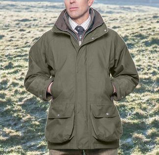 Cordings Schoffel Ptarmigan Extreme Shooting Coat Different Angle 1