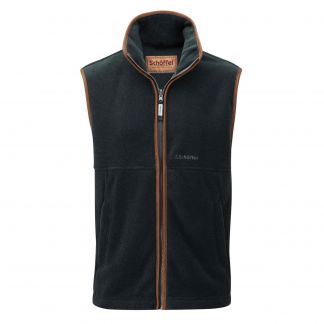 Cordings Schoffel Kingfisher Oakham Fleece Gilet Main Image