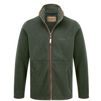 Cordings Schöffel Cedar Green Cottesmore II Fleece Main Image
