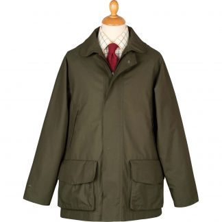 Cordings Hurricane Cotton Field Coat Main Image