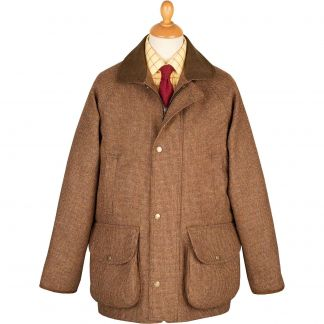 Cordings Hunting Tweed Field Coat Main Image