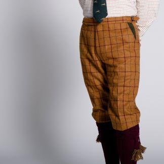 Cordings Skipton Tweed Plus Twos Shooting Breeks Different Angle 1